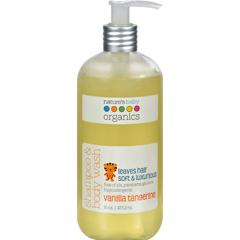 HGR0752436 - Nature's Baby OrganicsShampoo and Body Wash Vanilla Tangerine - 16 fl oz