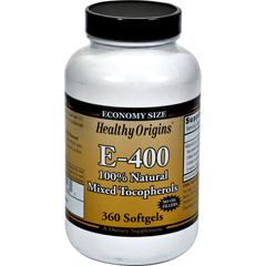 HGR0774299 - Healthy OriginsE-400 - 400 IU - 360 Softgels