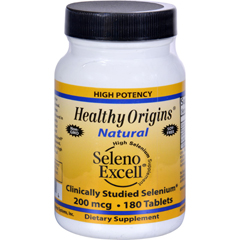 HGR0777888 - Healthy OriginsSeleno Excell Selenium - 200 mcg - 180 Tablets