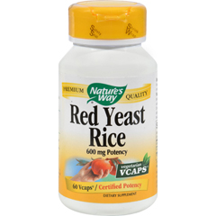 HGR0783951 - Nature's Way - Red Yeast Rice - 60 Vcaps