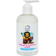 HGR0796490 - Rainbow ResearchDetangling Conditioner for Kids - Unscented - 8.5 oz