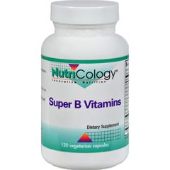 HGR0822049 - NutricologyNutriCology Super B Vitamin Complex - 120 Capsules