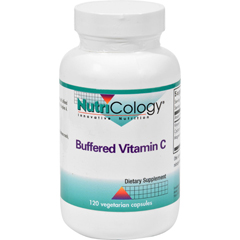 HGR0822064 - NutricologyNutriCology Buffered Vitamin C - 120 Capsules