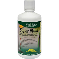 HGR0882431 - Vital Earth MineralsSuper Multi Passion Fruit - 32 fl oz