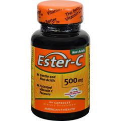 HGR0888230 - American Health - Ester-C - 500 mg - 60 Capsules