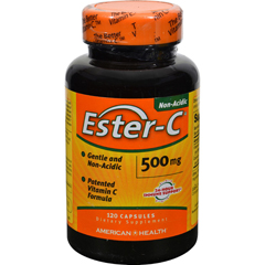 HGR0888255 - American HealthEster-C - 500 mg - 120 Capsules