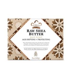 HGR0917633 - Nubian HeritageBar Soap Raw Shea Butter - 5 oz