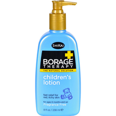 HGR0947663 - Shikai ProductsShikai Borage Therapy Childrens Lotion Fragrance-Free - 8 fl oz