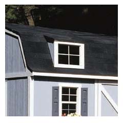HHS18801-5 - Handy Home ProductsDormer Kit With Window