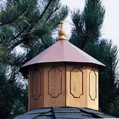 HHS19921-9 - Handy Home ProductsSan Marino 10' Gazebo - Cupola
