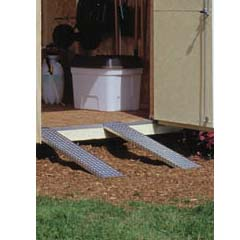 HHS18815-2 - Handy Home ProductsMetal Ramp Set