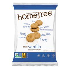 HMF01866 - Homefree® Gluten Free Vanilla Mini Cookies