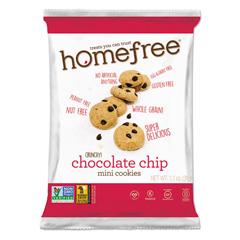 HMF01873 - Homefree® Gluten Free Chocolate Chip Mini Cookies
