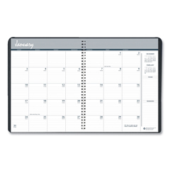 HOD26802 - House of Doolittle™ 14-Month 100% Recycled Ruled Monthly Planner