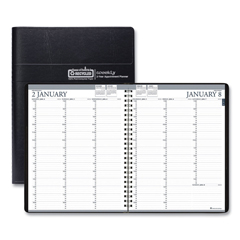 HOD272002 - House of Doolittle™ 100% Recycled Professional Weekly Planner Ruled for 15-Minute Appointments