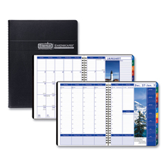 HOD273 - House of Doolittle™ Earthscapes™ 100% Recycled Weekly/Monthly Appointment Book/Planner