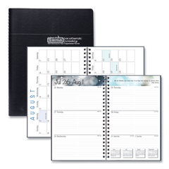HOD27502 - House of Doolittle™ 100% Recycled Academic Weekly/Monthly Appointment Planner