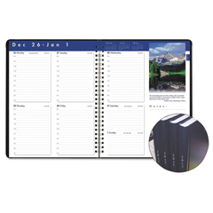 HOD27992 - House of Doolittle™ Earthscapes™ 100% Recycled Weekly Appointment Book