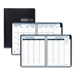 HOD28302 - House of Doolittle™ 100% Recycled Wirebound Weekly/Monthly Planner