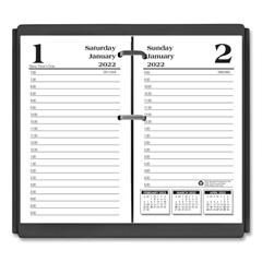 HOD4717 - Economy Daily Desk Calendar Refill, 3 1/2 x 6, 2020