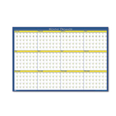 HOD642 - House of Doolittle™ 12-Month Laminated Wall Planner
