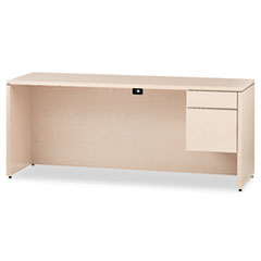 HON10545RDD - HON® 10500 Series Single Pedestal Credenza