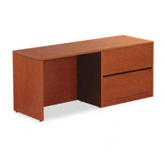 HON10547RHH - HON® 10500 Series Credenza with Lateral File