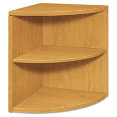 HON105520CC - HON® 10500 Series Two-Shelf End Cap Bookshelf