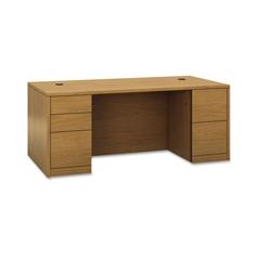 HON105890CC - HON® 10500 Series™ Double Pedestal Desk with Full Pedestals