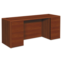 HON10741CO - HON® 10700 Series™ Kneespace Credenza with Full-Height Pedestals