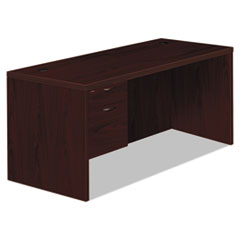 HON11584LAFNN - HON® Valido® 11500 Series Single Pedestal Desk