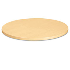 HON1321DD - HON® Self-Edge Round Hospitality Table Top