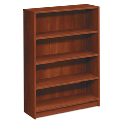 HON1874CO - HON® 1870 Series Laminate Bookcase with Square Edge