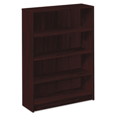 HON1874N - HON® 1870 Series Square Edge Laminate Bookcase