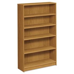 HON1875C - HON® 1870 Series Square Edge Laminate Bookcase