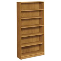 HON1876C - HON® 1870 Series Square Edge Laminate Bookcase