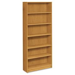 HON1877C - HON® 1870 Series Square Edge Laminate Bookcase