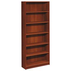 HON1877CO - HON® 1870 Series Laminate Bookcase with Square Edge