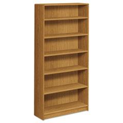 HON1896C - HON® Laminate Bookcases with Radius Edge