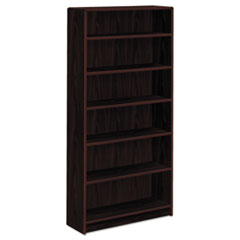 HON1896N - HON® Laminate Bookcases with Radius Edge