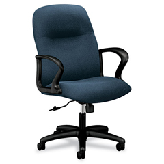 HON2072CU90T - HON® Gamut® Series Managerial Mid-Back Chair