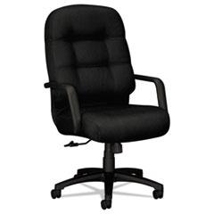 HON2091NT10T - HON® 2090 Pillow-Soft® Series Executive High-Back Swivel/Tilt Chair