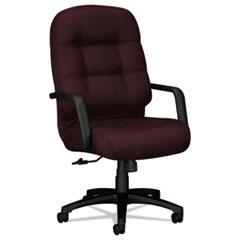 HON2091NT69T - HON® 2090 Pillow-Soft® Series Executive High-Back Swivel/Tilt Chair