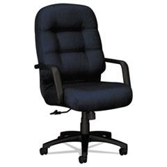 HON2091NT90T - HON® 2090 Pillow-Soft® Series Executive High-Back Swivel/Tilt Chair