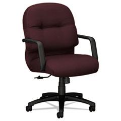 HON2092NT69T - HON® 2090 Pillow-Soft® Series Managerial Mid-Back Swivel/Tilt Chair