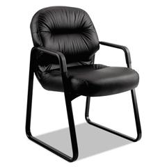 HON2093SR11T - HON® Pillow-Soft® 2090 Series Guest Arm Chair