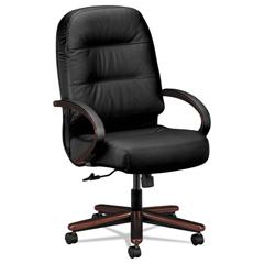 HON2191NSR11 - HON® Pillow-Soft® 2190 Series Executive High-Back Chair