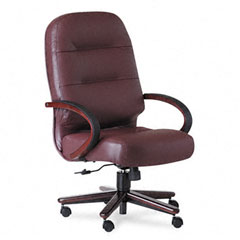 HON2191NSR69 - HON® Pillow-Soft® 2190 Series Executive High-Back Chair