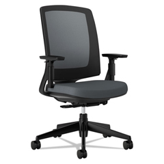 HON2281VA19T - HON® Lota® Series Mesh Mid-Back Work Chair