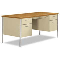 HON34962CL - HON® 34000 Series Double Pedestal Desk